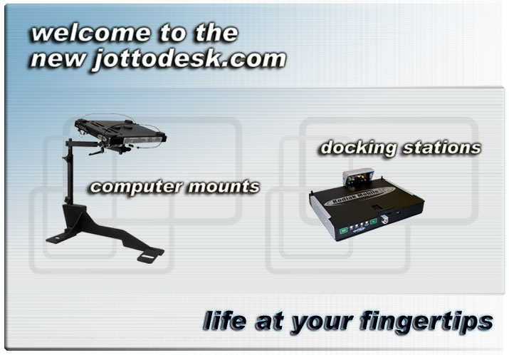 Welcome to JottoDesk.com - Computer Mounts - Docking Stations